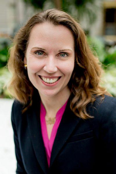 Sarah Gonzales - Tungsten Prep Founder